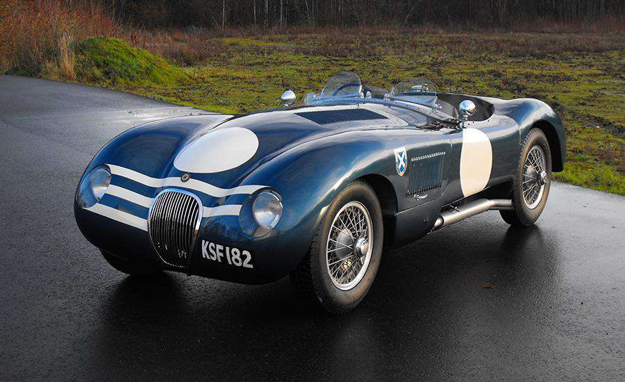 Jaguar C-Type Works Lightweight / 13.2 Milyon Dolar