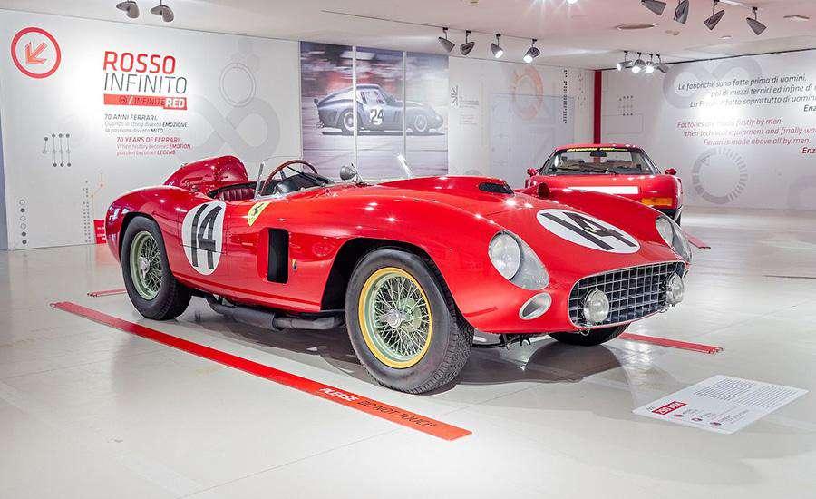 Ferrari 290 MM / 28 Milyon Dolar