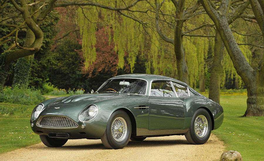 Aston Martin DB4 GT Zagato / 14.3 Milyon Dolar