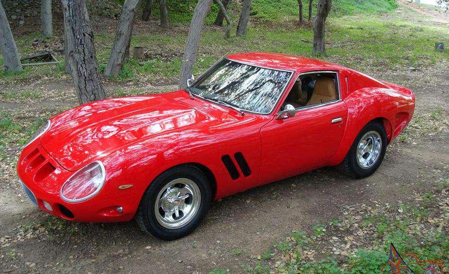 Ferrari 250 GTO / 38.1 Milyon Dolar
