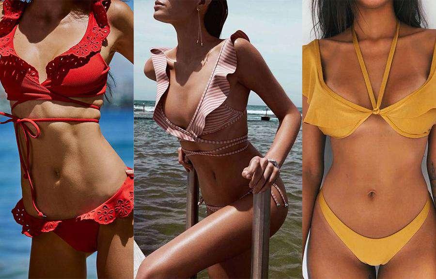 Bu Yaz Plajları Yakıp Geçecek Bikini Modelleri