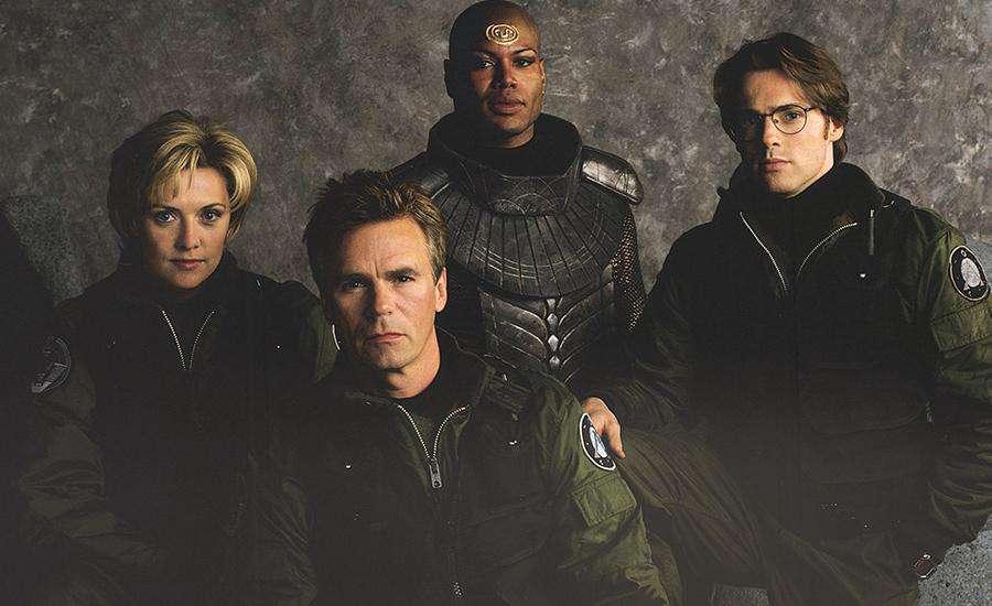 Stargate SG 1 Oyuncuları / Michael Shanks