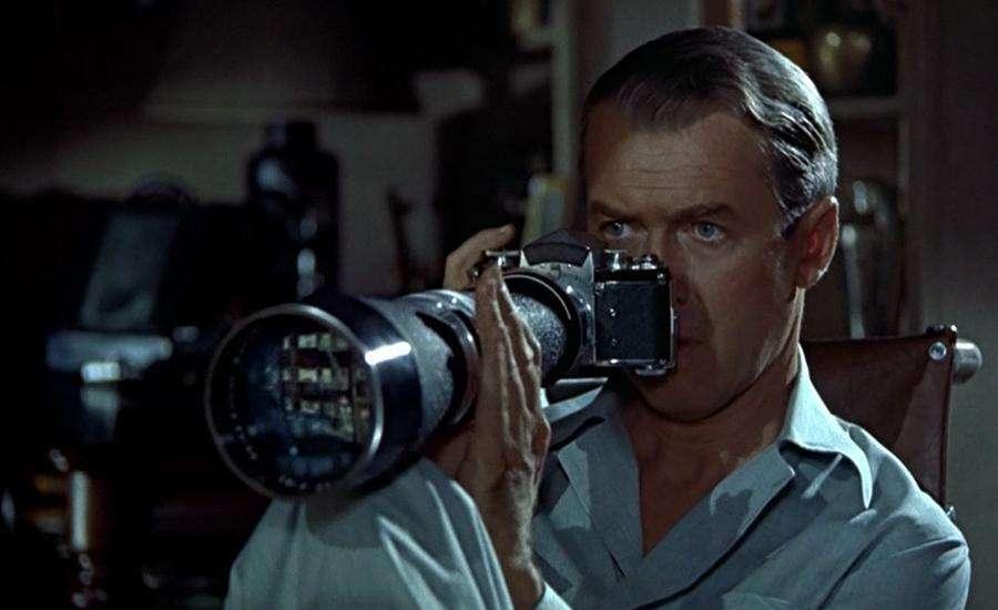 Arka Pencere (1954) IMDb 8,5
