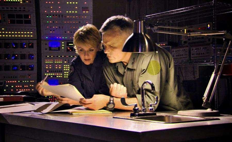 Stargate SG 1 Oyuncuları / Richard Dean Anderson