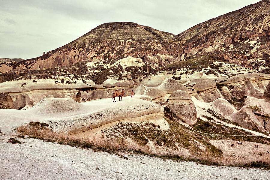 Marisa Papen / Kapadokya / Fotoğraf: Jesse Walker