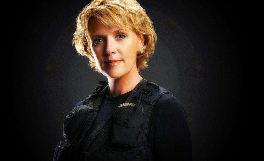 Stargate SG 1 Oyuncuları / Amanda Tapping