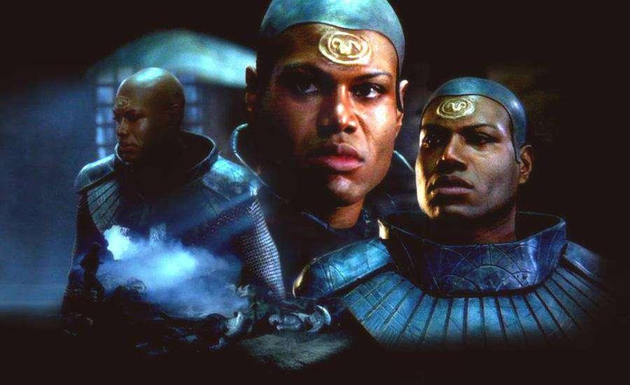 Stargate SG 1 Oyuncuları / Christopher Judge