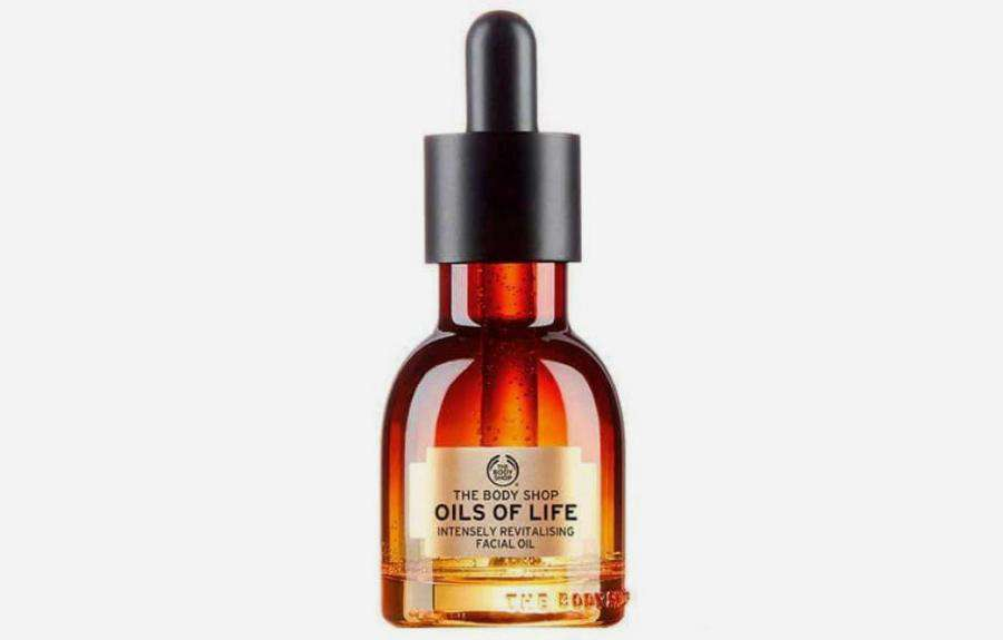 The Body Shop Oil of Life