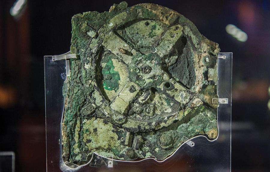 Antikythera Mekanizması