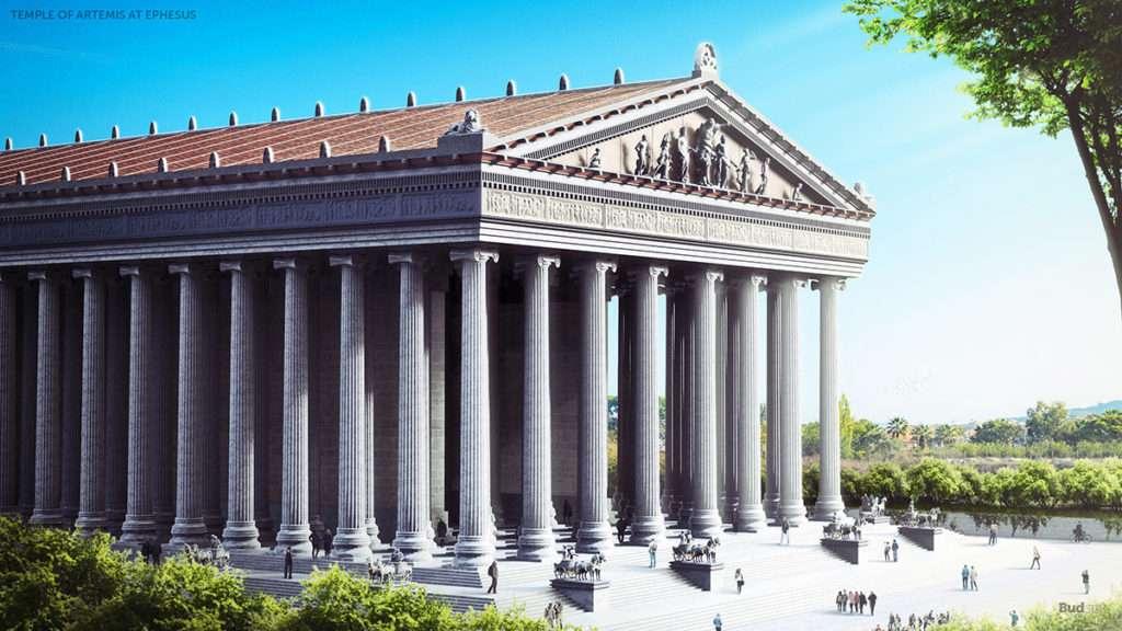 Artemis Tapınağı (M.Ö. 550)