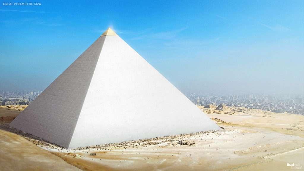 Keops Piramidi (M.Ö. 2560)