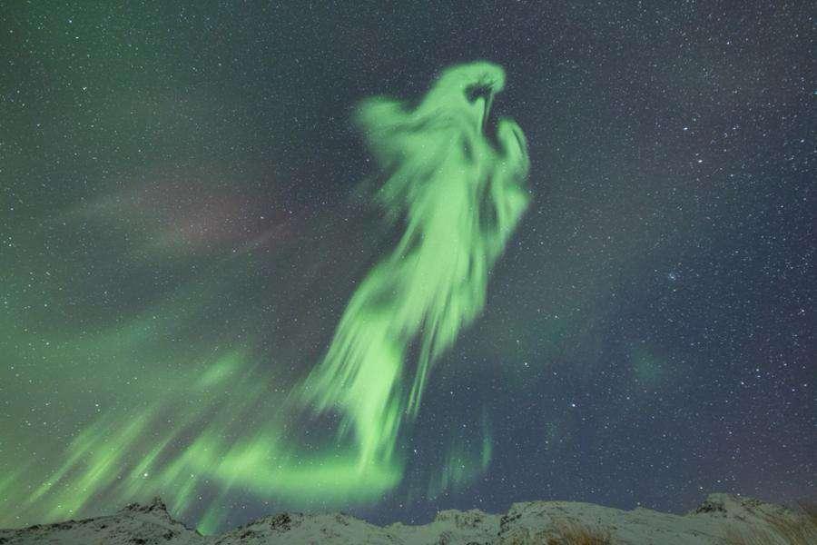 Kuzey (Kutup) Işıkları Fotoğrafları