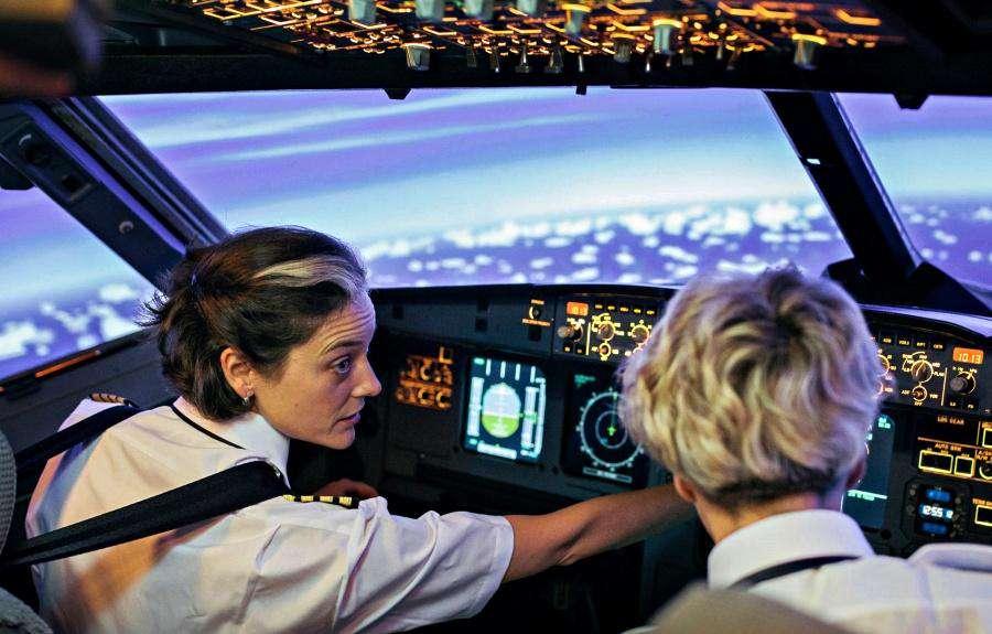 Hava yolu pilotluğu