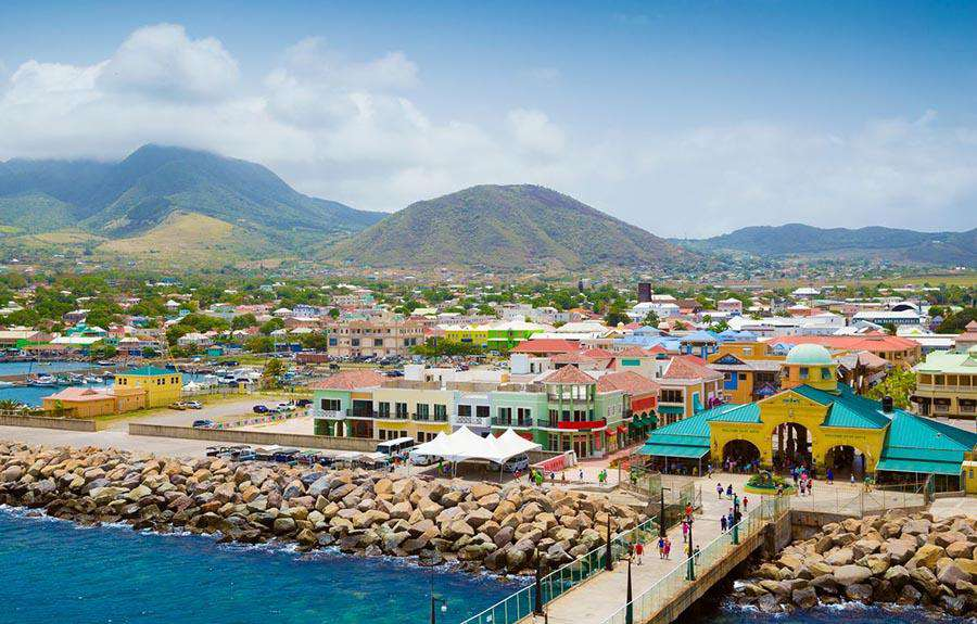 Saint Kitts ve Nevis Federasyonu