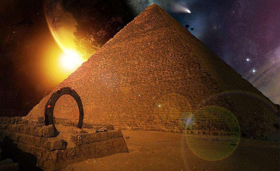 Stargate SG 1 Konusu ve Oyuncuları