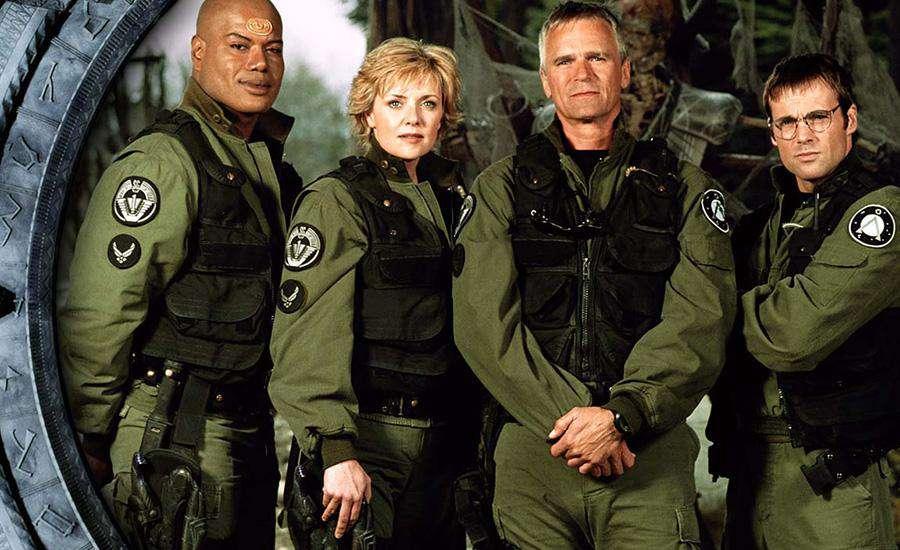 Stargate SG 1 Oyuncuları