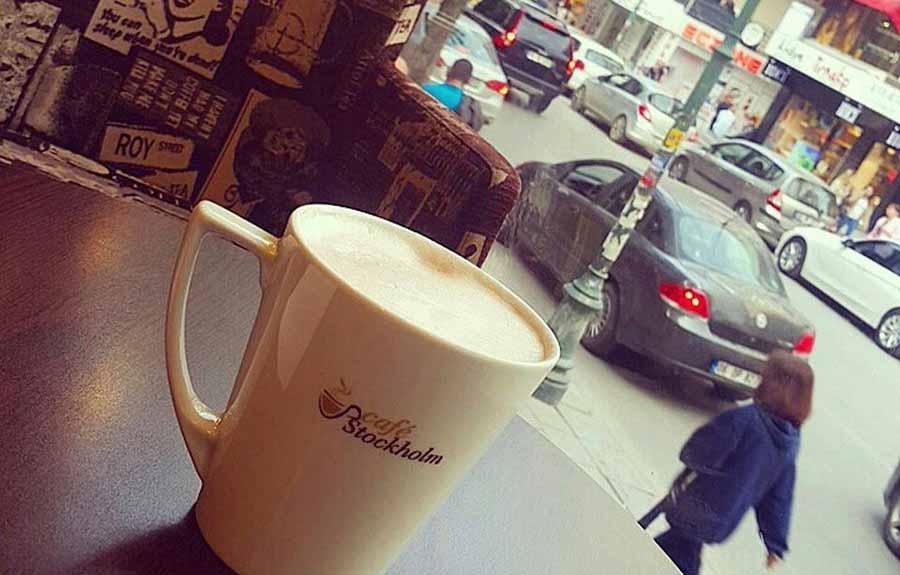 Cafe Stockhom