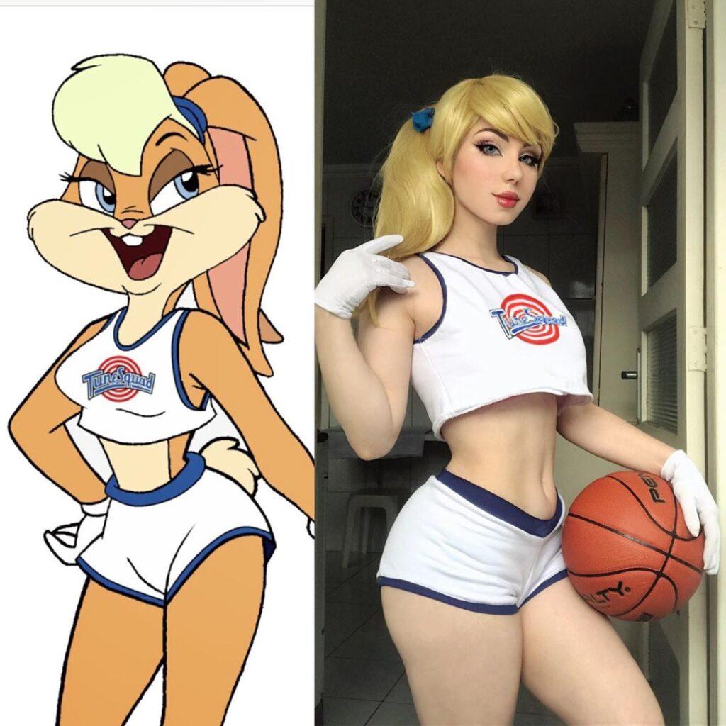 Lola Bunny / Space Jam
