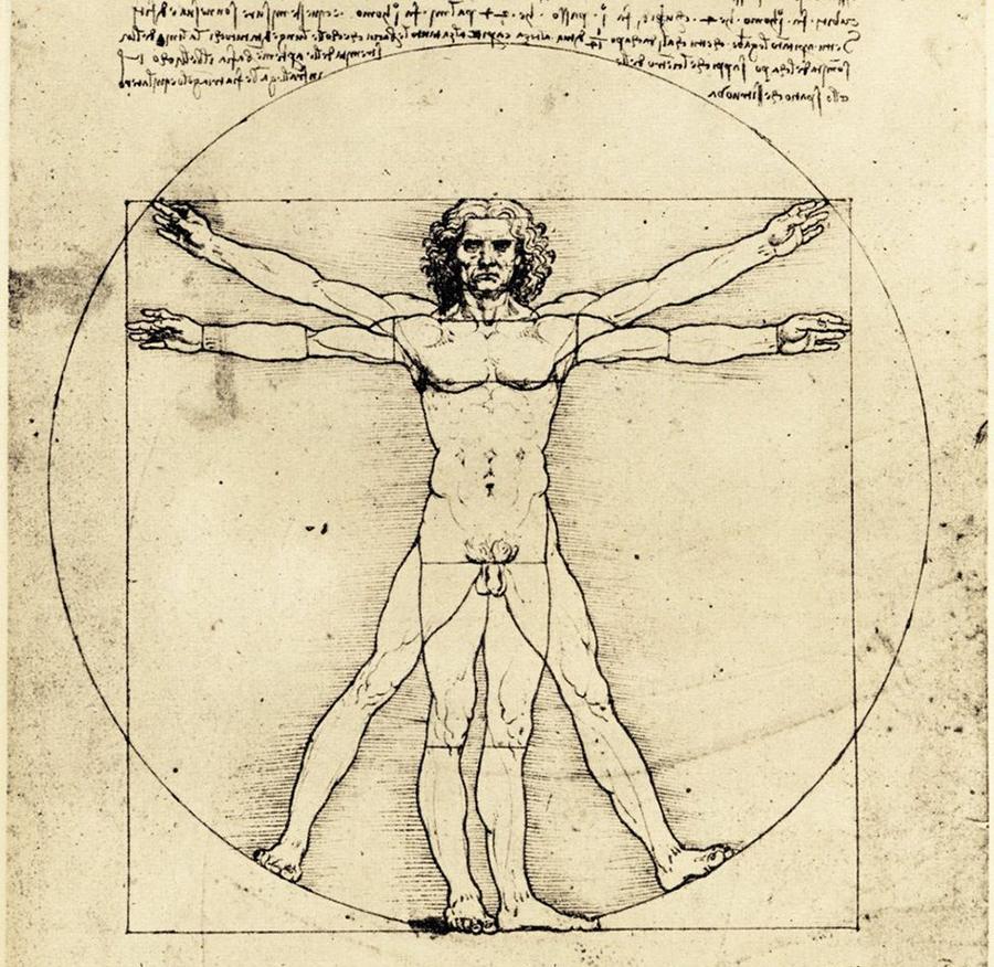 Vitruvius Adamı