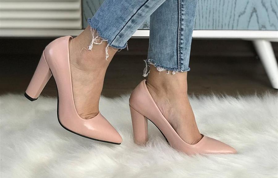 Blog Topuk Ayakkabı