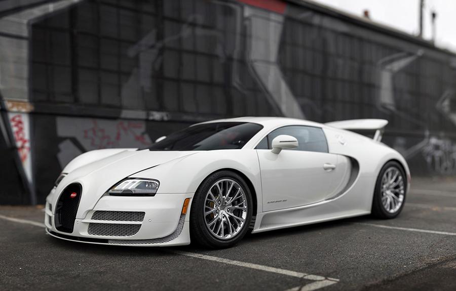 Bugatti Chiron 420
