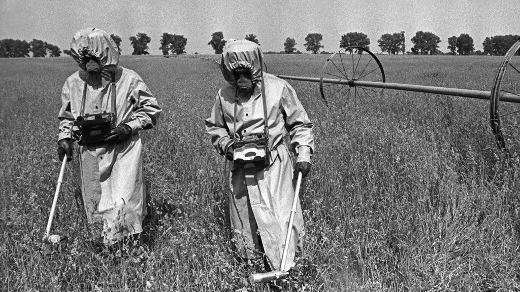 Çernobil Faciası İtfaiye