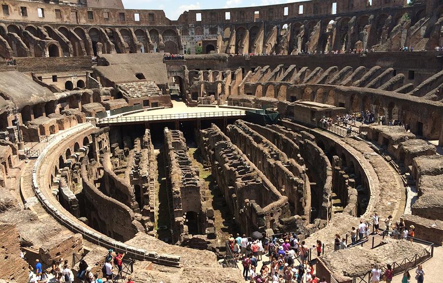 Kolezyum ve Pantheon