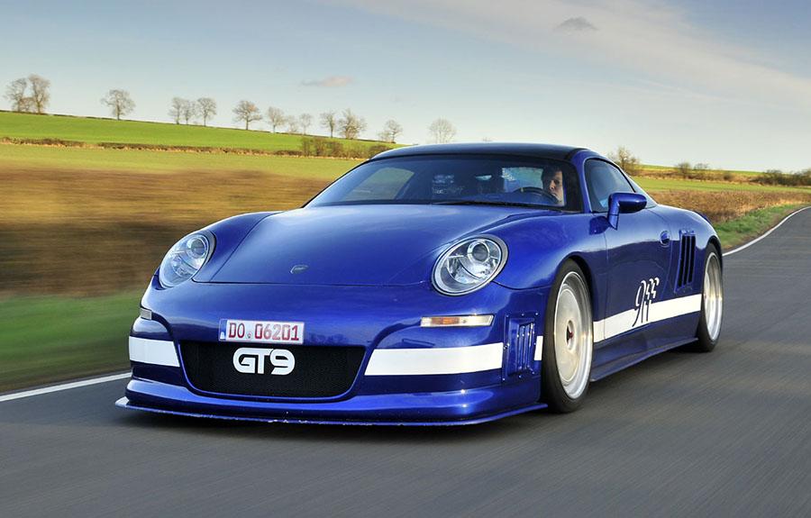 Porsche 9FF GT9/R 413