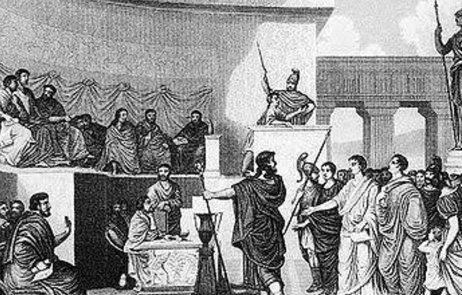 Modern Hukuk'un Temeli