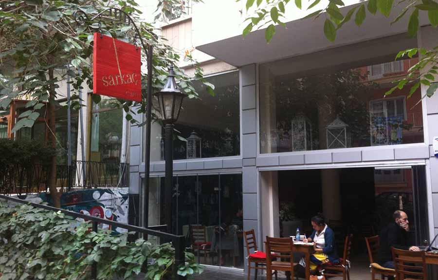Sarkaç Cafe