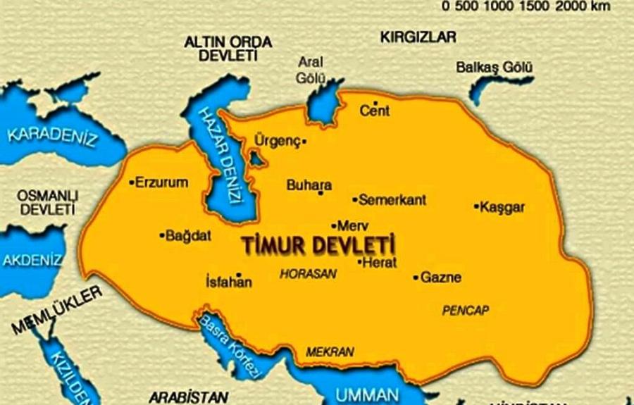 Timurlular Devleti