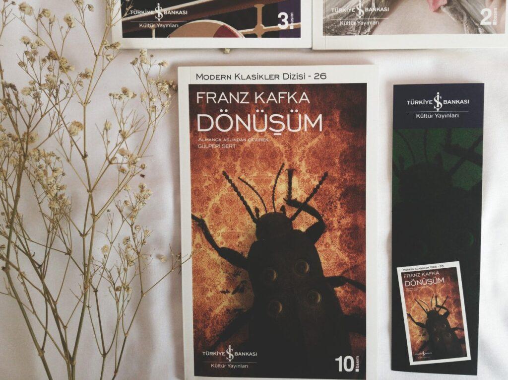 Franz Kafka Kitapları