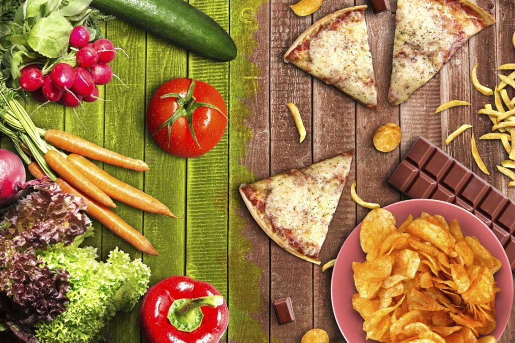 İşlenmiş Gıdalardan Uzak Durun