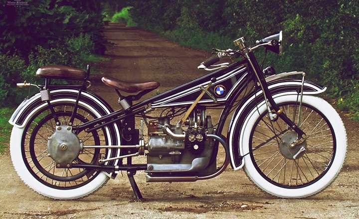 1923 BMW R32