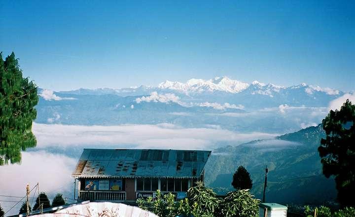 Kançencunga Dağı