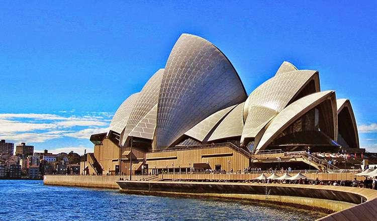 Sidney Opera Binası