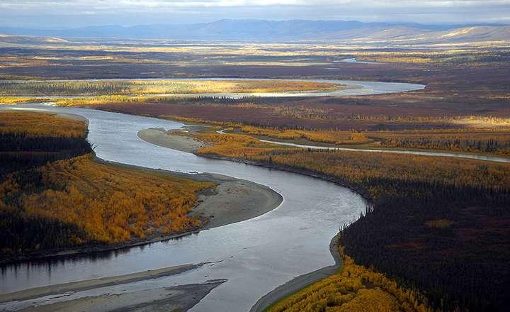 Yenisey Nehri