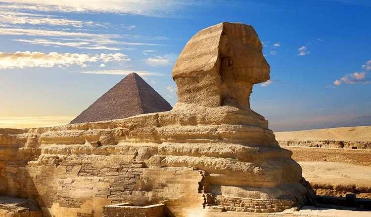 Büyük Gize Sfenksi / Mısır