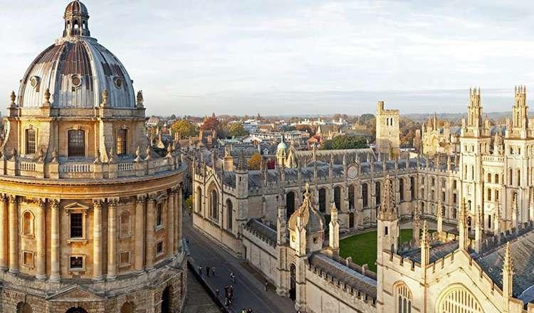 Oxford Üniversitesi / İngiltere