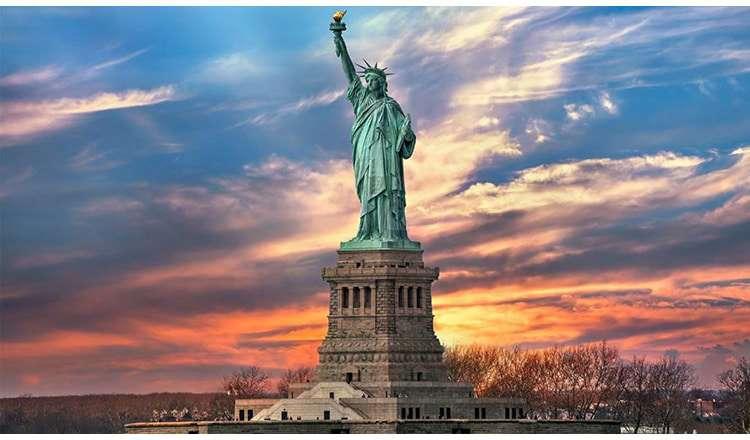 Özgürlük Anıtı / ABD