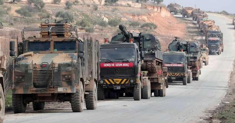 İdlib'de Yapılan Kalleş Saldırı