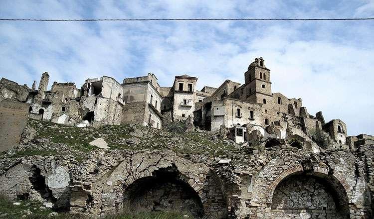 Craco, İtalya