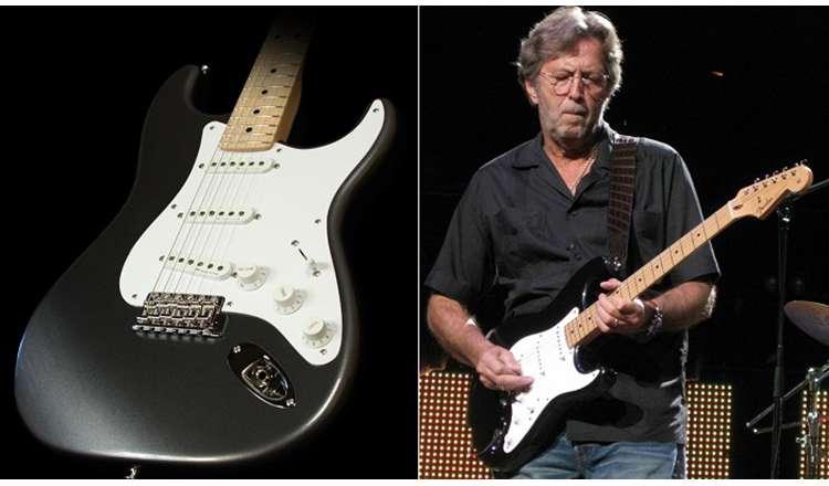 Eric Clapton Fender Stratocaster Gitar