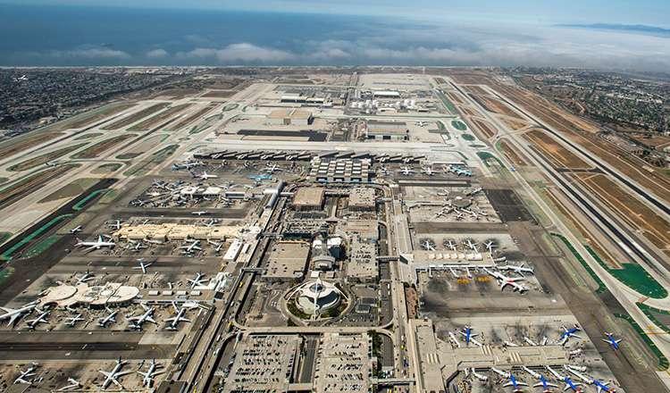 Los Angeles Uluslararası Havaalanı