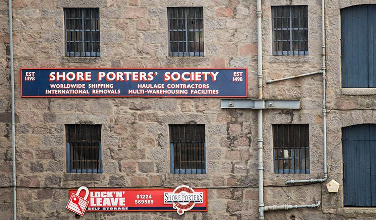 The Shore Porters Society