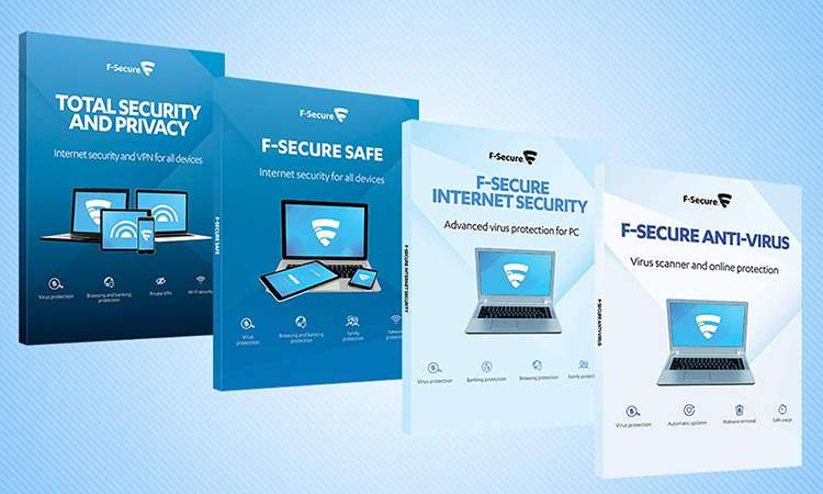 F- Secure Antivirus SAFE