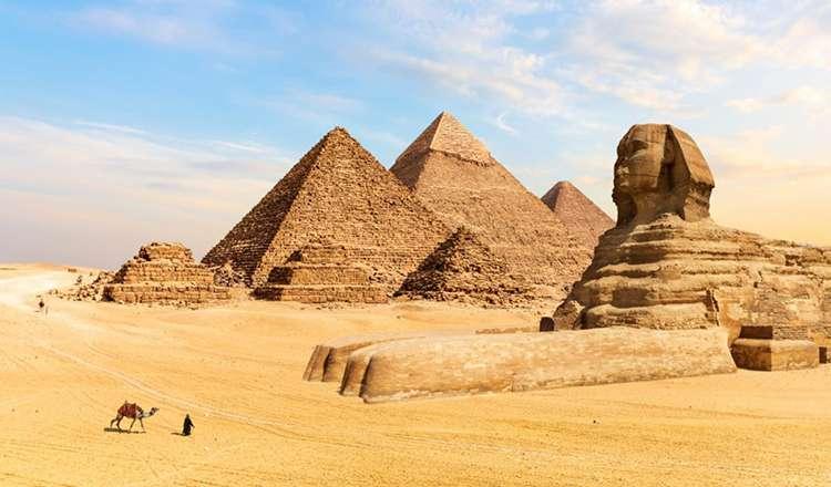 Mısır Pramitleri