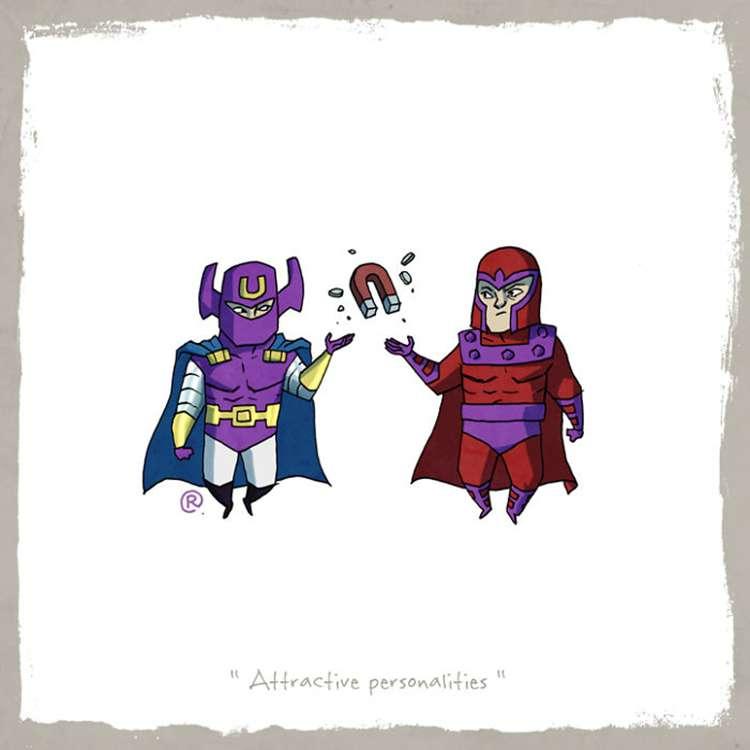 Dr.Polaris / Magneto