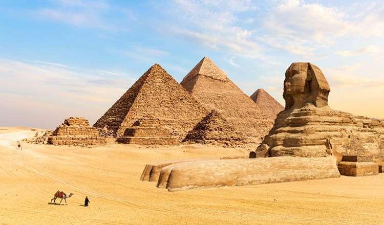Giza Piramiteri