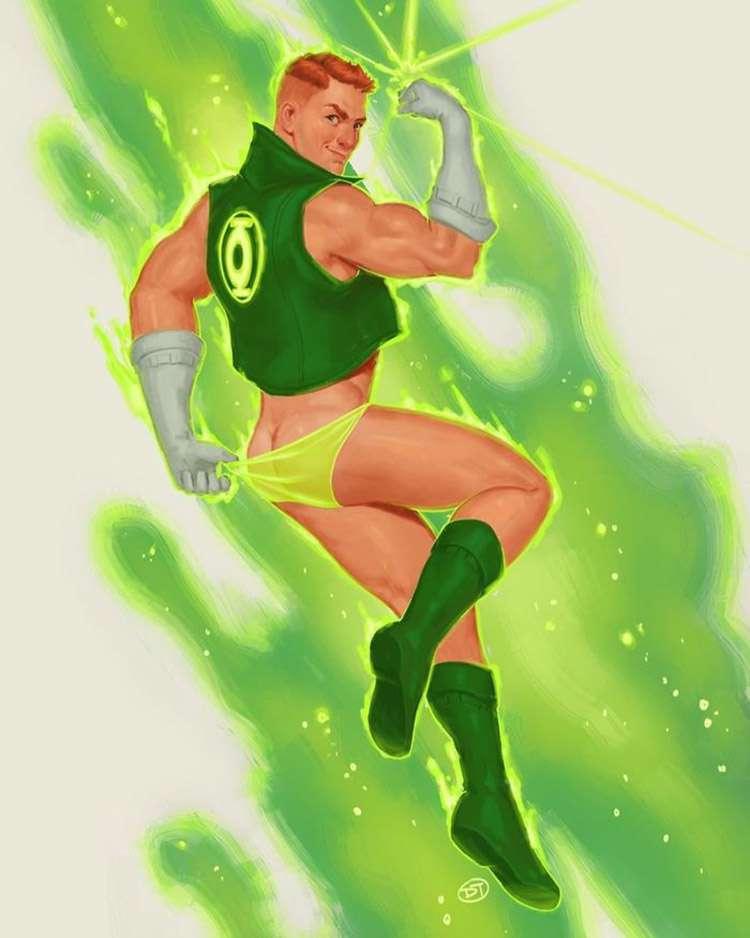 Green Latter